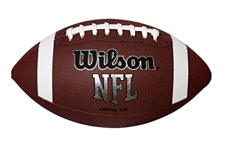Wilson Sporting Goods Co. WTF1645ID American Football Ball Marrón ...