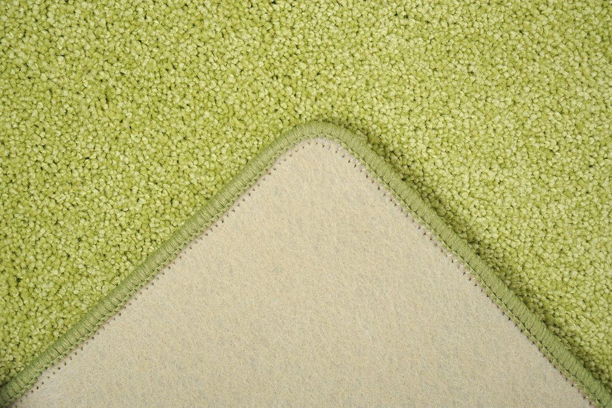 Havatex Kräusel Velour Teppich Burbon Läufer - große große große Farbauswahl   Prüfsiegel  TÜV-geprüft   ideal für Flur Diele Schlafzimmer Büro, Farbe Flieder, Größe 100 x 500 cm B06XGPFD2N Lufer 23f841