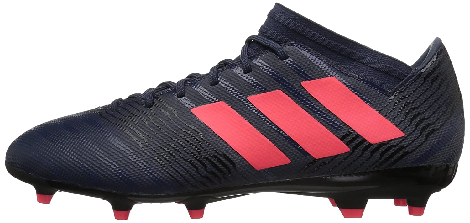 adidas Women's Nemeziz 17.3 Fg W Soccer Shoe B0711S2ZD4 9.5 B(M) US|Trace Blue/Red Zest/Core Black