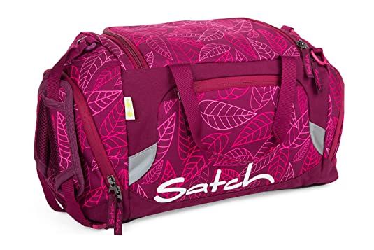 29649f737cca1 satch pack Purple Leaves 3er Set Rucksack