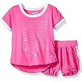 STX - Playera y pantalón Corto para niña (más Estilos Disponibles)