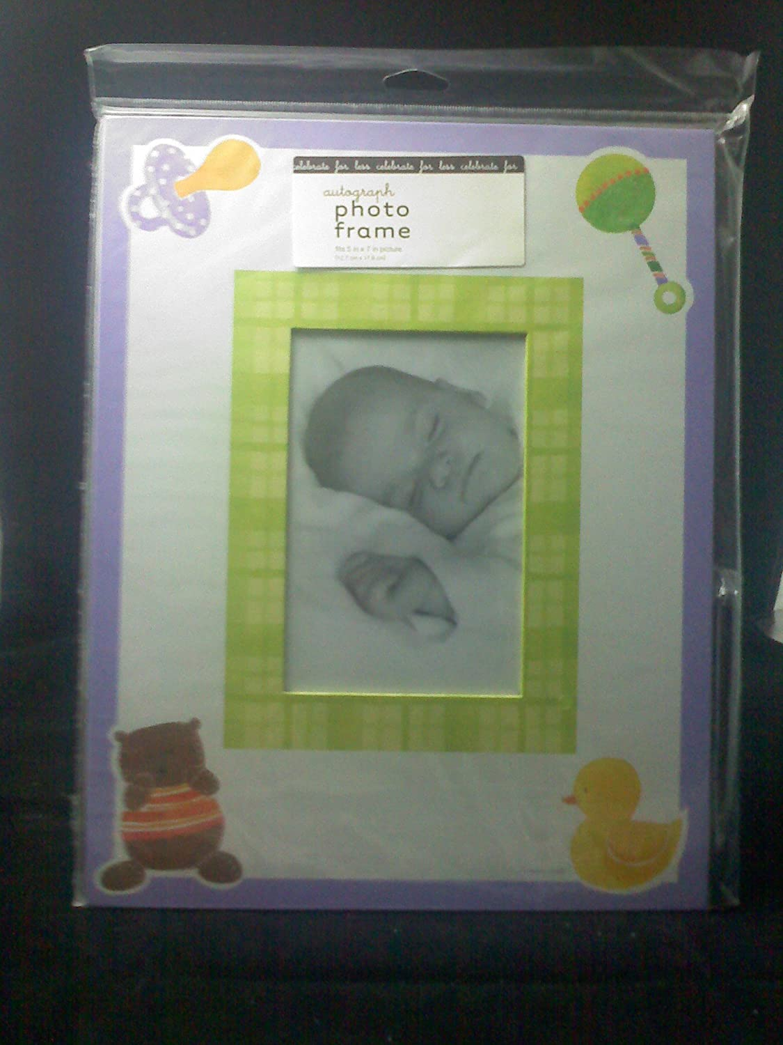 Baby Autograph Photo Frame by Target   B0036CQJEA