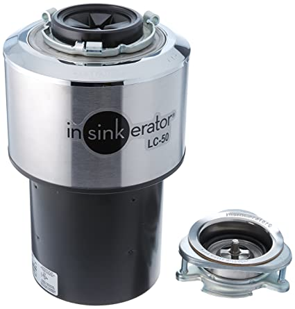 Insinkerator LC-50-11 Light Capacity Commercial Waste Disposer ...