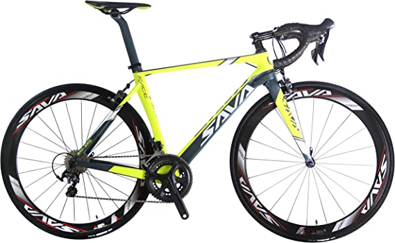 Sava Carbon Rennrad Road Bike Graceful 1.0,500 mm, 8,1 kg: Amazon ...