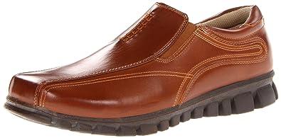 Deer Stags Men's Yorkville Slip-On Loafer,Luggage Brown,7.5 ...