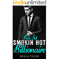 Smokin Hot Billionaire Box Set