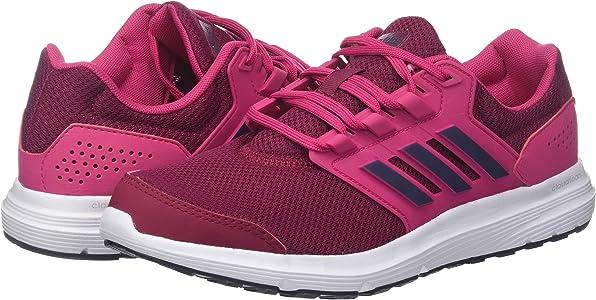adidas Galaxy 4, Zapatillas de Running para Mujer, Rosa (Real Magenta/Trace Blue/Mystery Ruby 0), 44 EU: Amazon.es: Zapatos y complementos