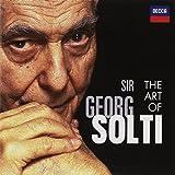 The Art of Sir Georg Solti: Tannhauser, Missa Solemnis, Deutsches Requiem, Romeo & Julia, Tristan & Isolde, uvm!