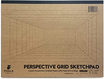 Koala Tools 3D Design Skech Pad Graph Paper