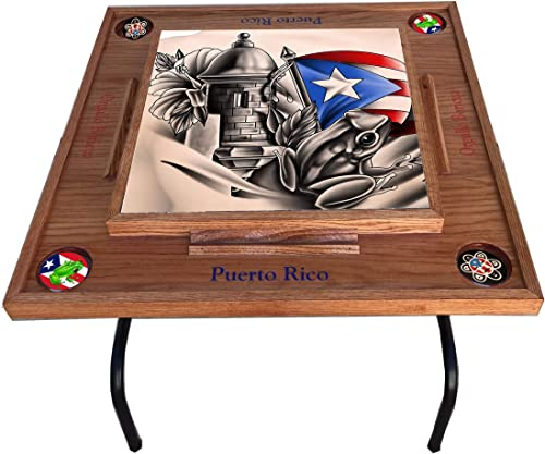 latinos r us Puerto Rico Domino Table S mbolos B ricua