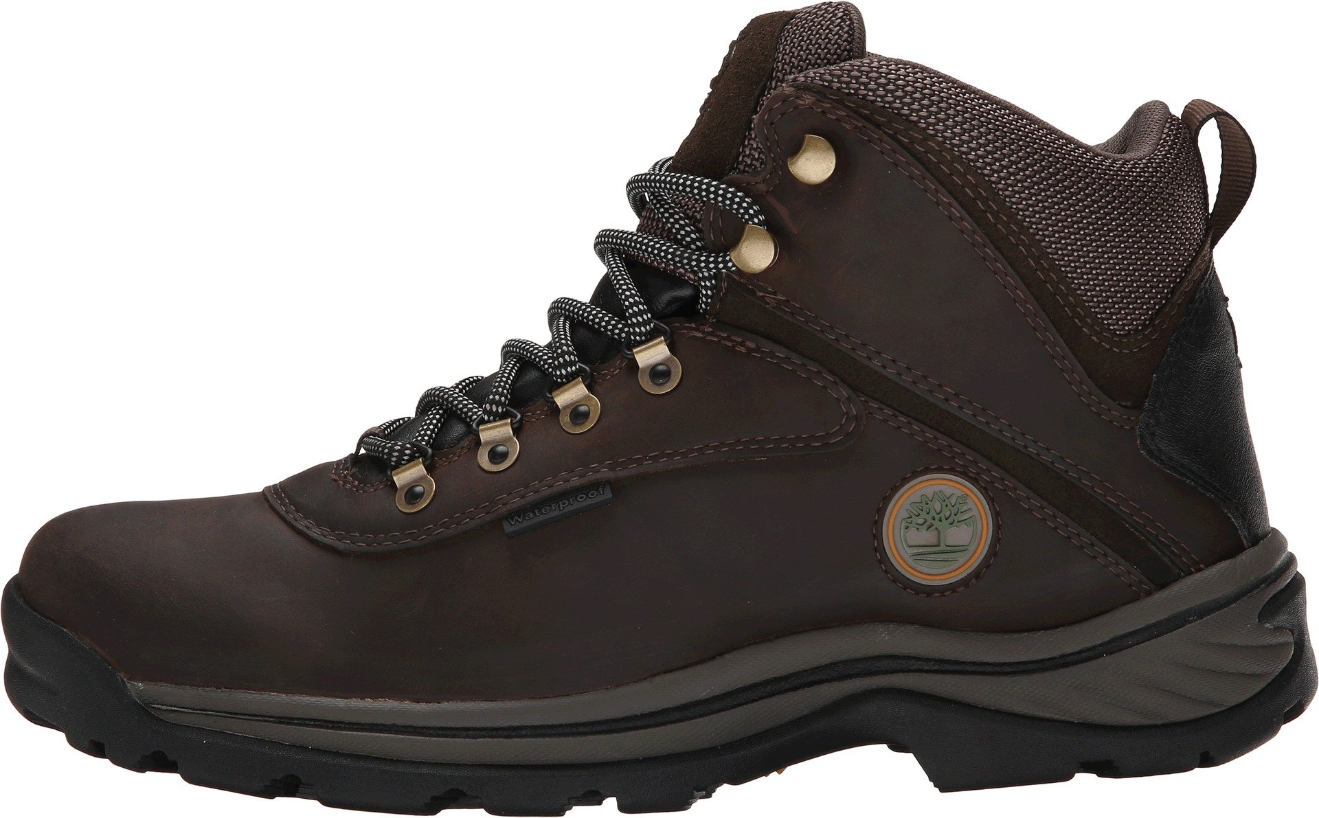 Timberland Men's White Ledge Mid Waterproof Boot,Dark Brown,9.5 W US by Timberland (Image #1)