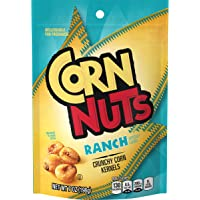 Corn Nuts Snack Mix, Ranch Flavor, 7 Ounce Bag (Pack of 12)