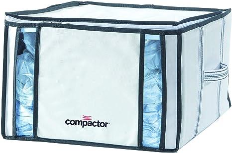 COMPACTOR Caja de Almacenaje Al Vacío, Talla M, 125 l, Blanco