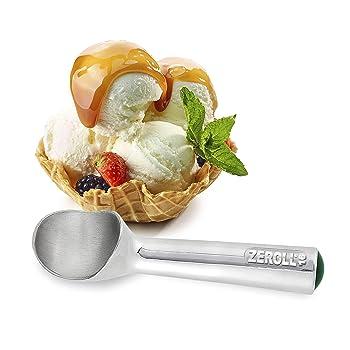 Zeroll 1016 Original Ice Cream Unique Liquid Filled Heat Handle Ice Cream Scoop