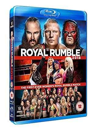 Wwe royal rumble 2019 speed dating commercial