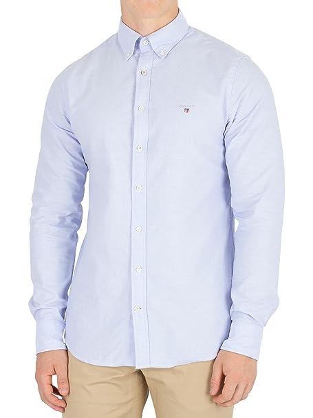 Gant Uomo Camicia Oxford con bottoni c042539ed4f