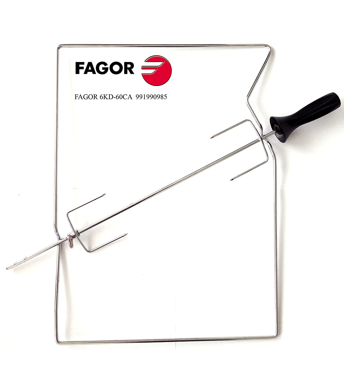 tournebroche pour Fagor Four modèles 6kd-4960ca 6KD-60CA
