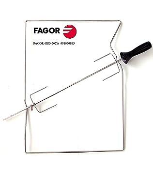 Pincho giratorio para FAGOR Hornos Modelos 6 KD de 60ca