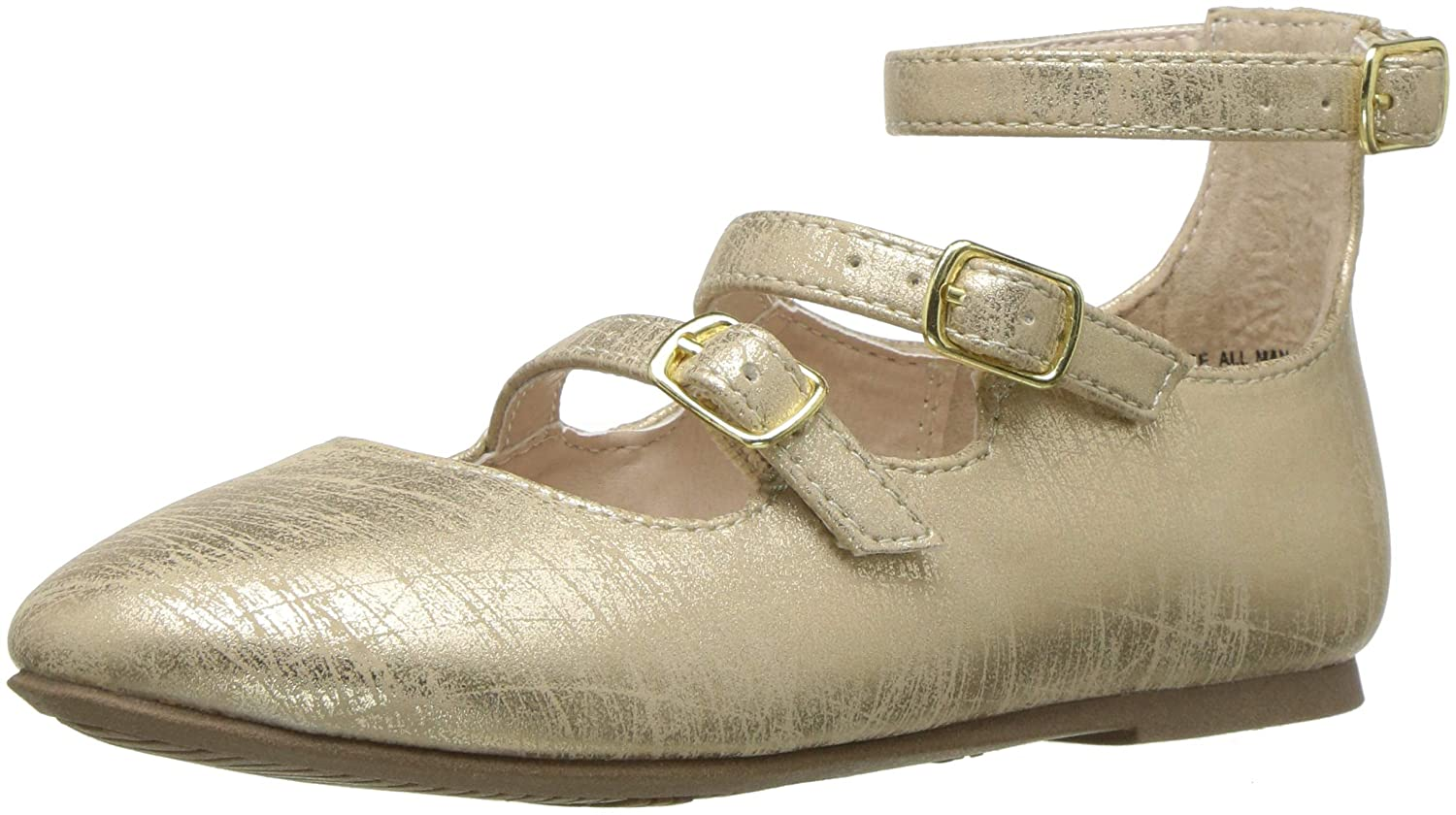 The Children's Place Girl's T-Strap Ballet Flat The Children's Place