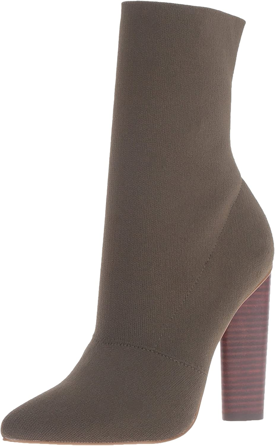 Capitol Ankle Bootie