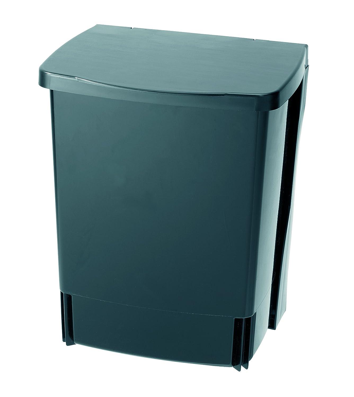Amazon.com: Brabantia 395246 10-Liter Rectangular Built-In Bin ...