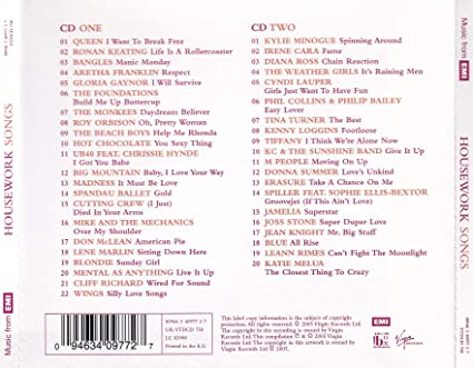Housework Songs: Various Artists: Amazon.es: Música