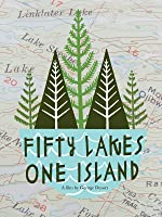 Fifty Lakes One Island
