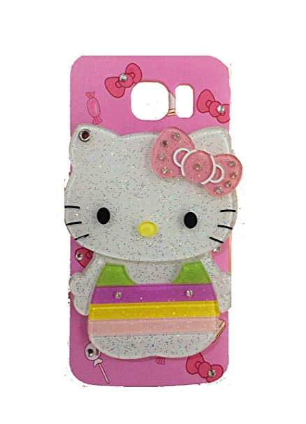 bdd6337da Aarnik Stone Work 3D Designer Makeup Mirror Soft Kitty: Amazon.in:  Electronics