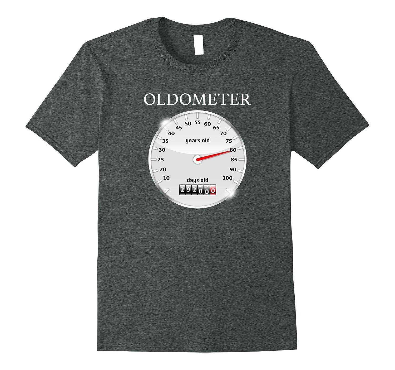 020eee3ad Oldometer 80 Years Old T-Shirt Made in 1937 Birthday Gift-BN – Banazatee