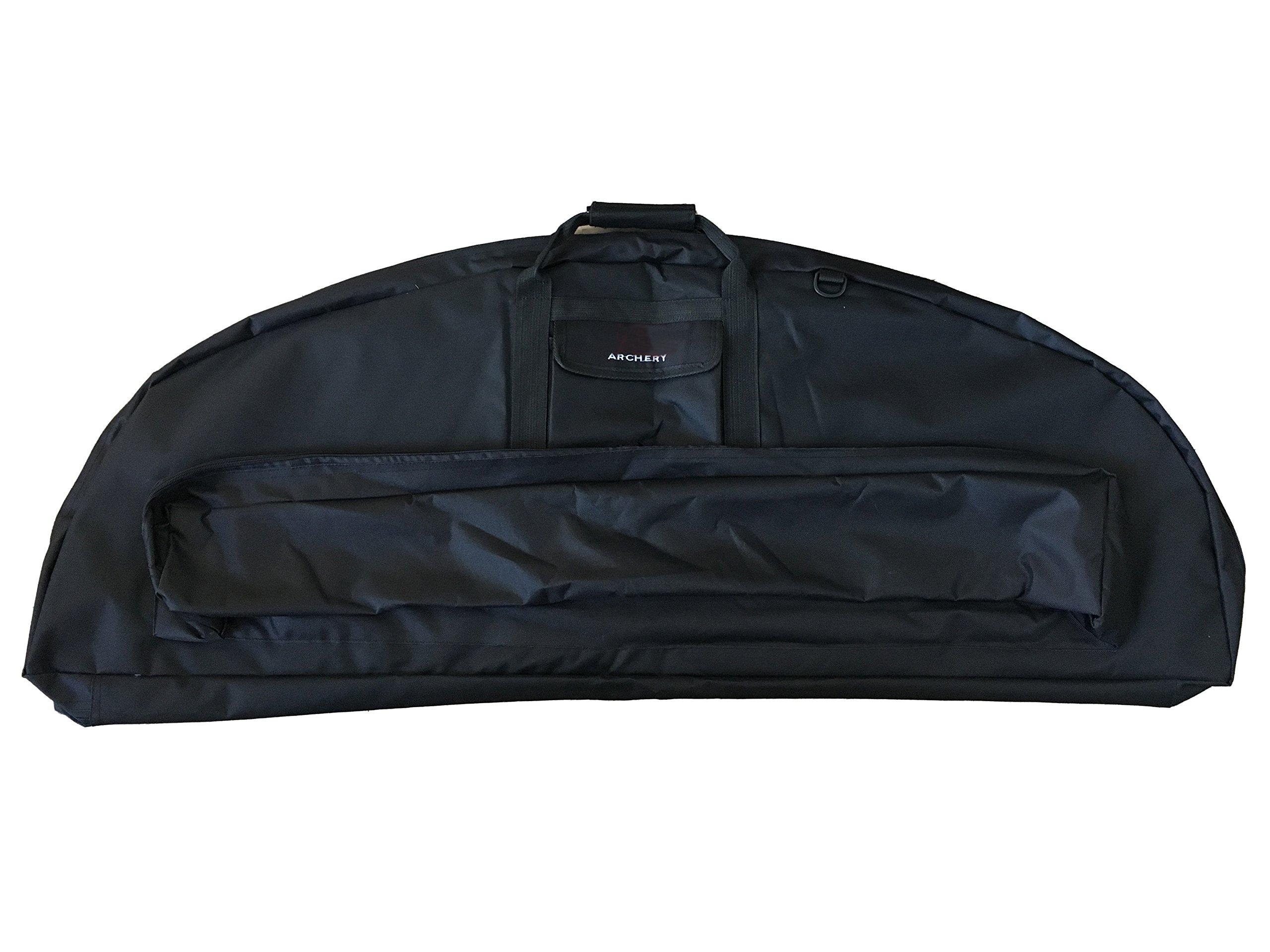 Silfrae Compound Bow Case (Black, 95cm)