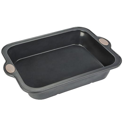 Levivo Molde de horno de silicona para tarta, molde de silicona ...