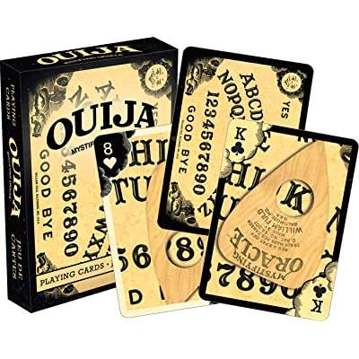 Aquarius Ouija Playing Cards: Toys & Games
