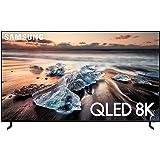 """Samsung QN55Q900RBFXZA Flat 55"""" QLED 8K Q900 Series Smart TV (2019) (Renewed)"""