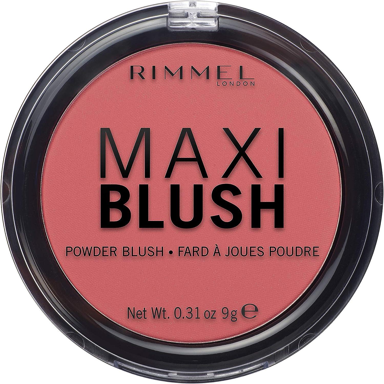 Rimmel London Maxi Blusher, Wild Card 9 g: Amazon.co.uk: Beauty