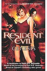 Genesis (Resident Evil) Kindle Edition