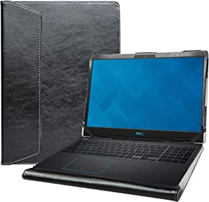 "Alapmk Protective Case for 15.6"" Dell G3 15 3590 3500 & Acer Aspire 7 A715-74G A715-75G & Lenovo ideapad L340 15 L340-15API/ideapad L3 15IML05 Laptop[Not fit Dell G3 15 3579/Inspiron 15 3590],Black"