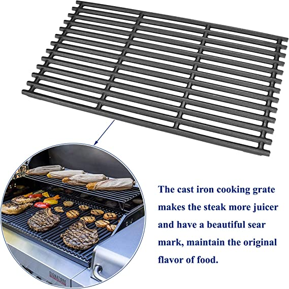 Barbecue grate stainless steel rectangular 54 x 34 cm grate V2A Barbecue grid Gr