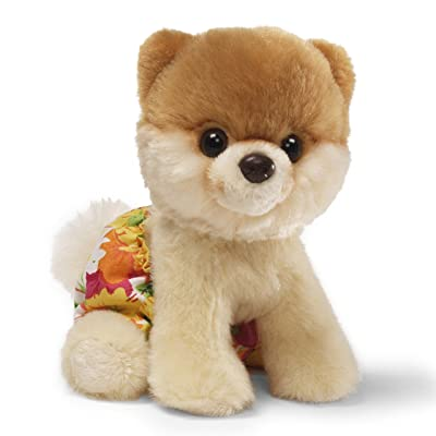"GUND 5"" Itty Bitty Boo Dressed in a Bathing Suit Plush: Toys & Games"