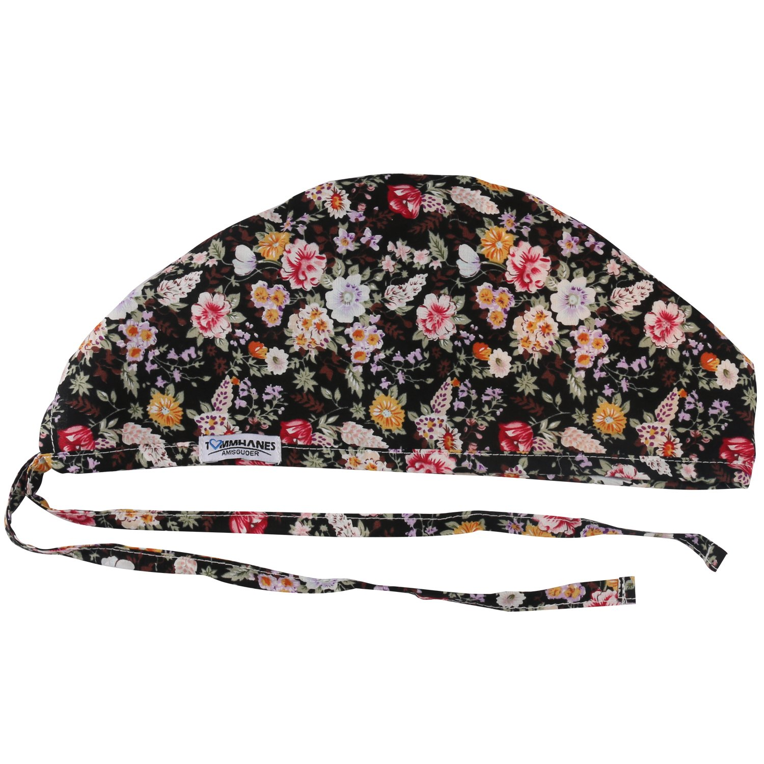 GUOER TOMMHANES Scrub Hat Work Leisure Cap One Size Multiple Colors (Color1706)