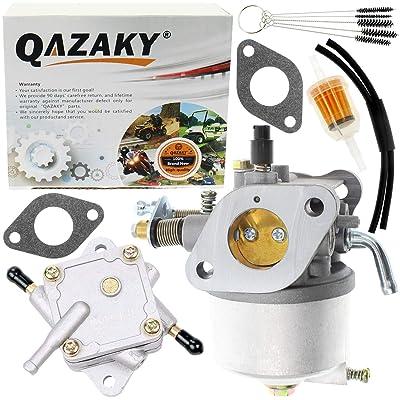 QAZAKY Carburetor Fuel Pump Replacement for EZGO Golf Cart 295cc 4-Cycle Engine TXT Medalist Marathon Freedom ST 26645G01 26645G03 26645G04 26725G01 26726G01 26727G01 72558G02 72558G03 72840G01 603901: Automotive