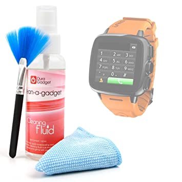 DURAGADGET Kit De Limpieza para Reloj Intex IRist: Amazon.es ...