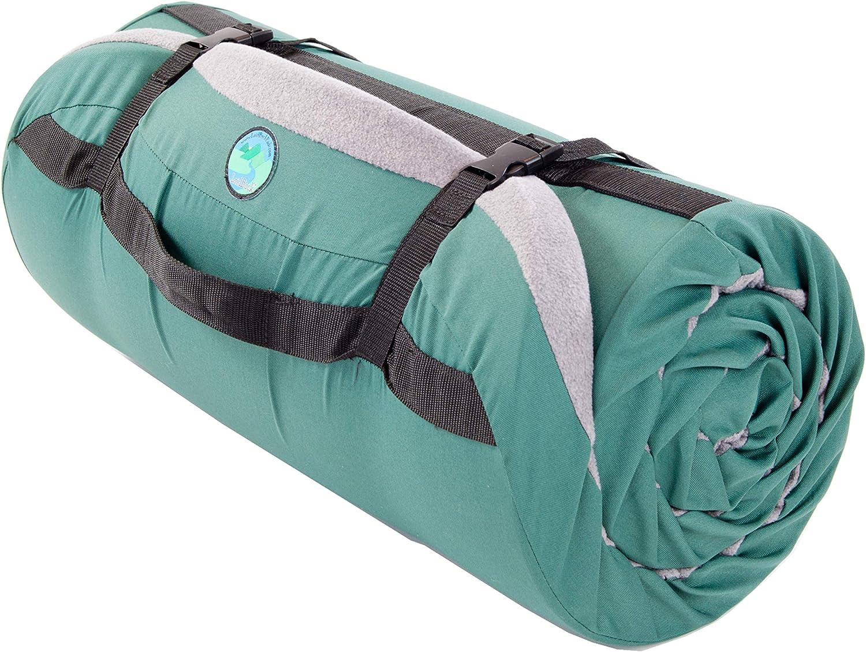 LaidBackPad Memory Foam Camping Sleeping Pad Image