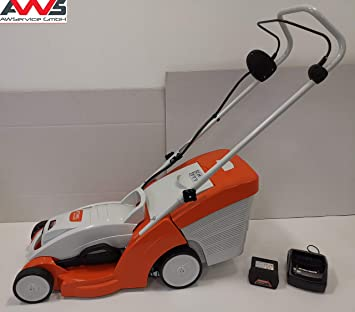 Stihl RMA 339 63200111441 - Cortacésped inalámbrico (sin batería ...