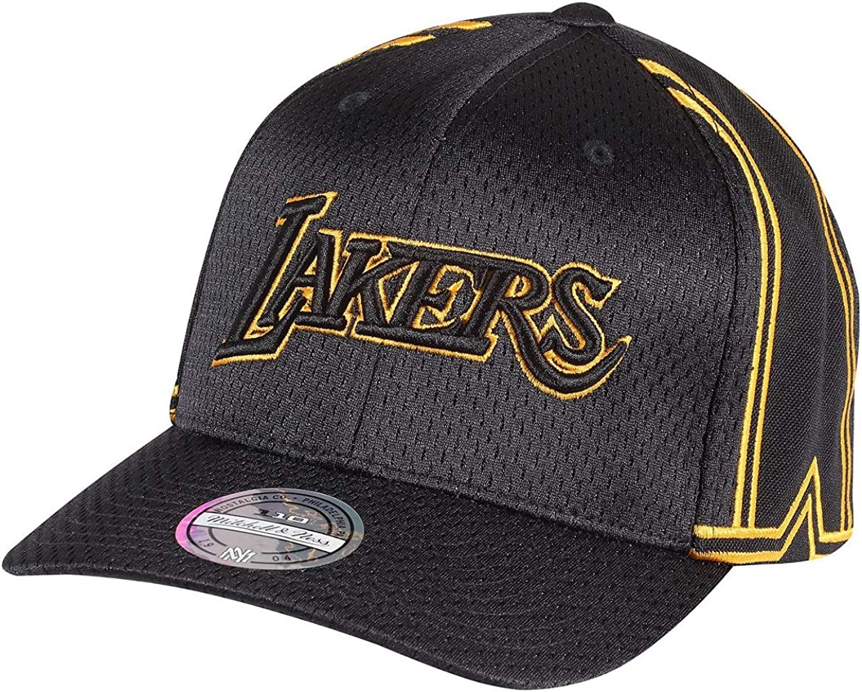 Mitchell & Ness 110 City Series Snapback Los Angeles Lakers ...