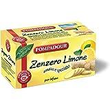 Pompadour Infuso Zenzero/Limone - 20 Filtri da 1,8 gr [36 gr]