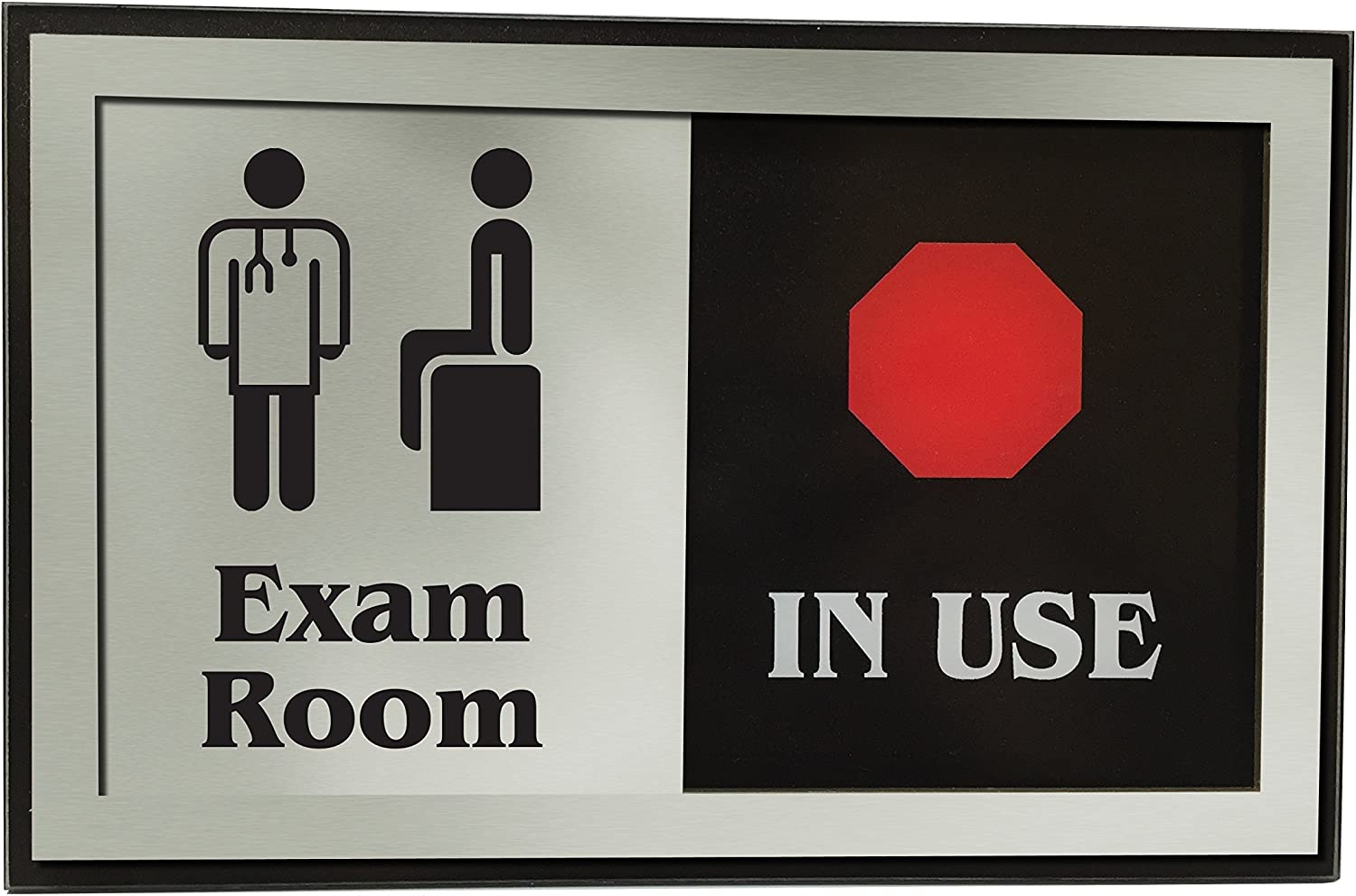 Exam Room Door Sign Modern Vintage//Retro Styled Set for Doorways