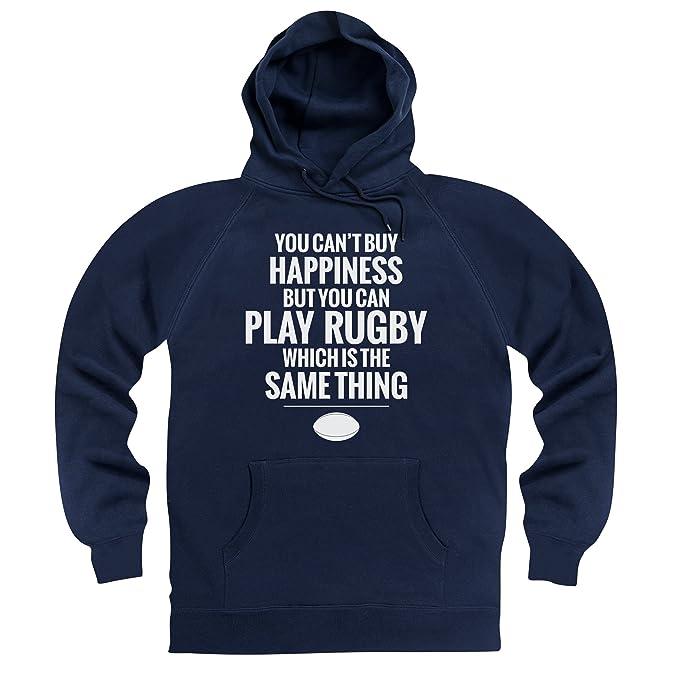 Play Rugby Sudadera con capucha, Para hombre: Amazon.es: Ropa y accesorios