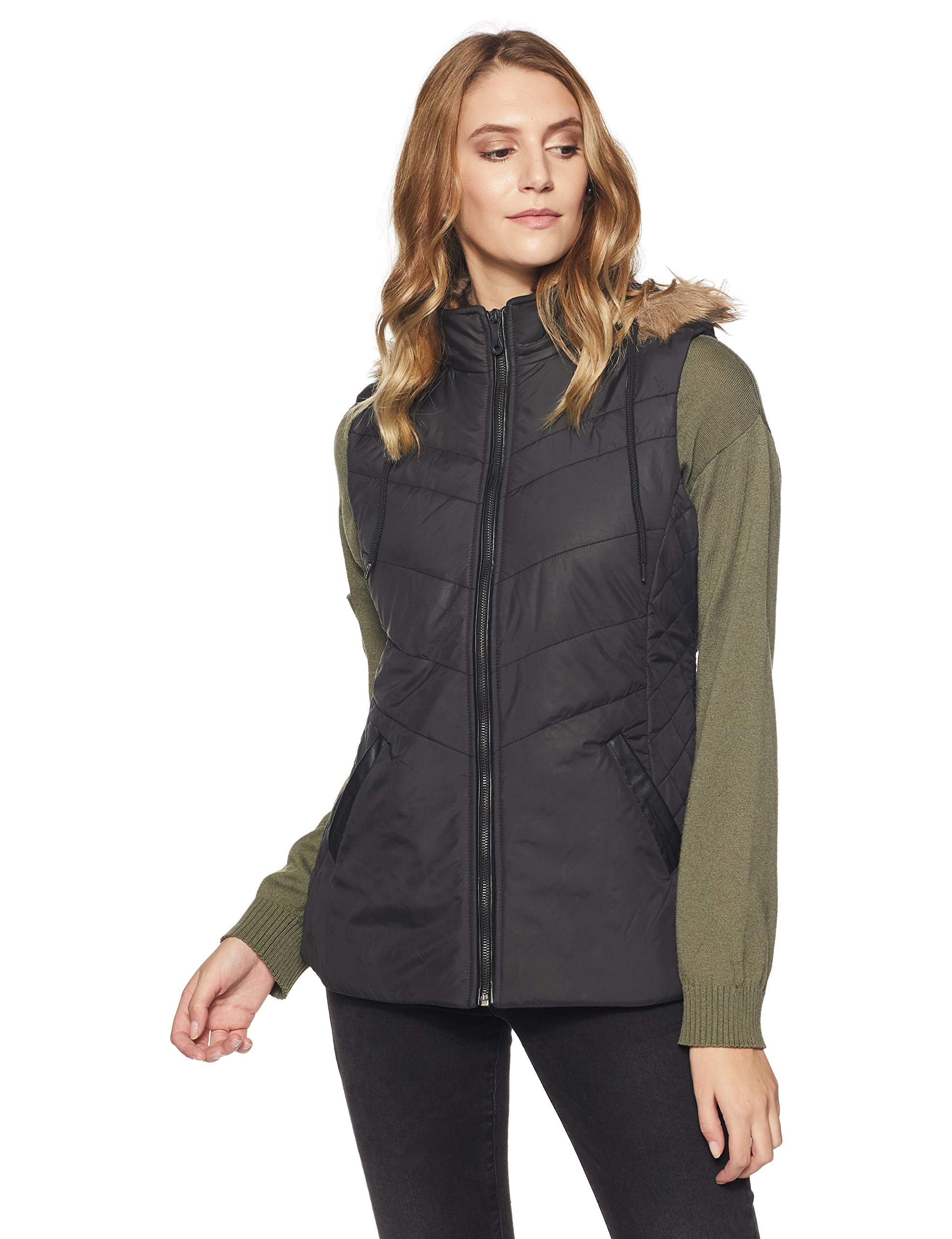 30d23cd25fa Best Rated in Women s Jackets   Helpful Customer Reviews - Amazon.in