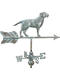 Good Directions Labrador Retriever / Dog Garden Weathervane, Includes Garden  Pole