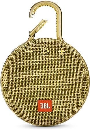Jbl Clip 3 Mono Tragbare Lautsprecher 3 3w Gelb Audio Hifi